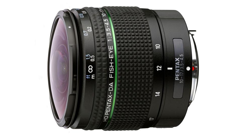Ricoh announces updated HD-Pentax DA fisheye 10-17mm F3.5-4.5 ED   Digital Camera World