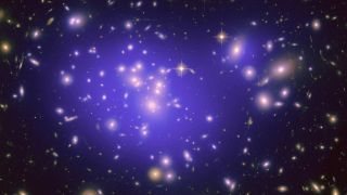 Three-year experiment finds no trace of dark matter particles