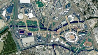 Google Maps adds new high-res satellite imagery for London 2012