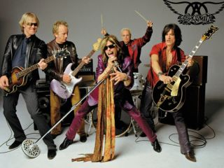 Aerosmith are game
