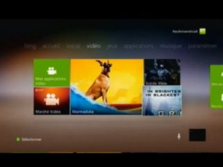 Leaked video shows Xbox dashboard update