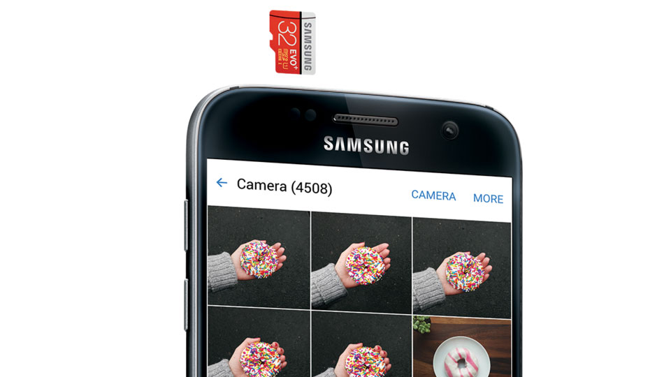 Why Samsung dropped microSD on the Galaxy S6, then brought