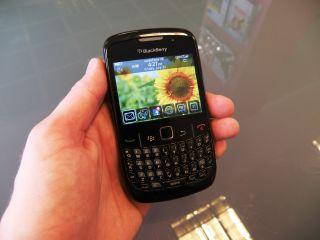 BlckBerry Curve 5820