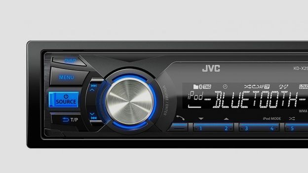how to connect bluetooth to jvc car stereo kd r330