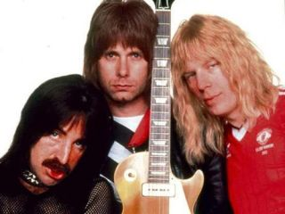 Spinal Tap are Back From The Dead