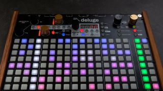Does Deluge push your buttons?