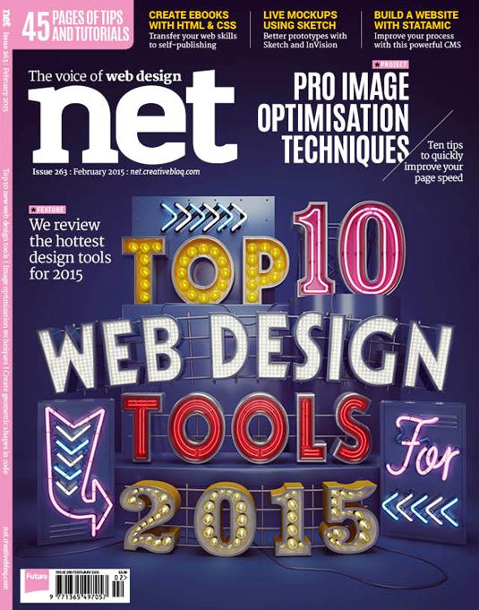 net mag reveals 2015's hottest design tools