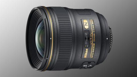 Nikon 24mm f/1.4