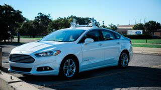 Self-Driving Ford Fusion Hybrid