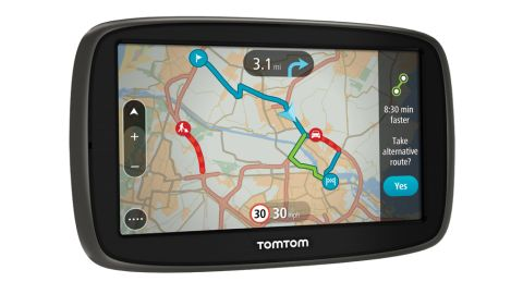 TomTom Go 50 review | TechRadar