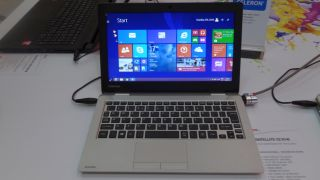 Toshiba Satellite CL10B