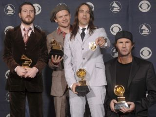 Frusciante (left) is out of Pepperland, says source