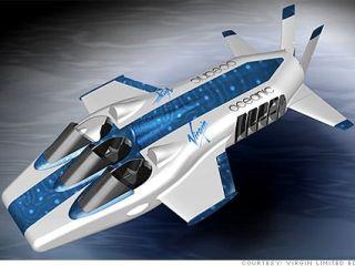 Virgin unveils new underwater plane, the Necker Nymph