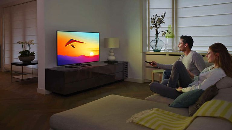 The best tv 2017 our pick of the top ultra hd 4k tvs to for Living room with 65 inch tv