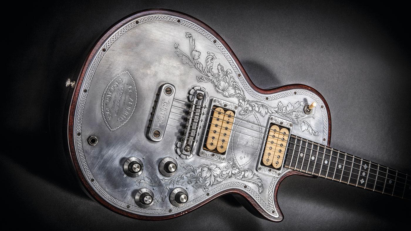 f26b11e88e2 Precious metal: the history of Zemaitis guitars | MusicRadar