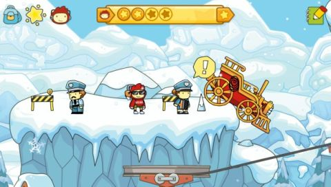 Scribblenauts Unlimited review | PC Gamer