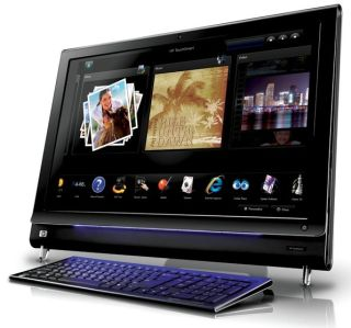 New HP TouchSmarts launch this month