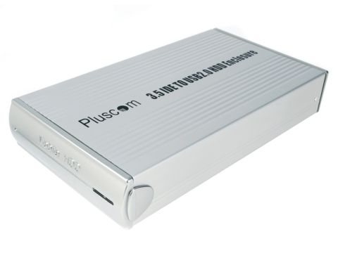"Pluscom 3.5"" IDE to USB 2.0"
