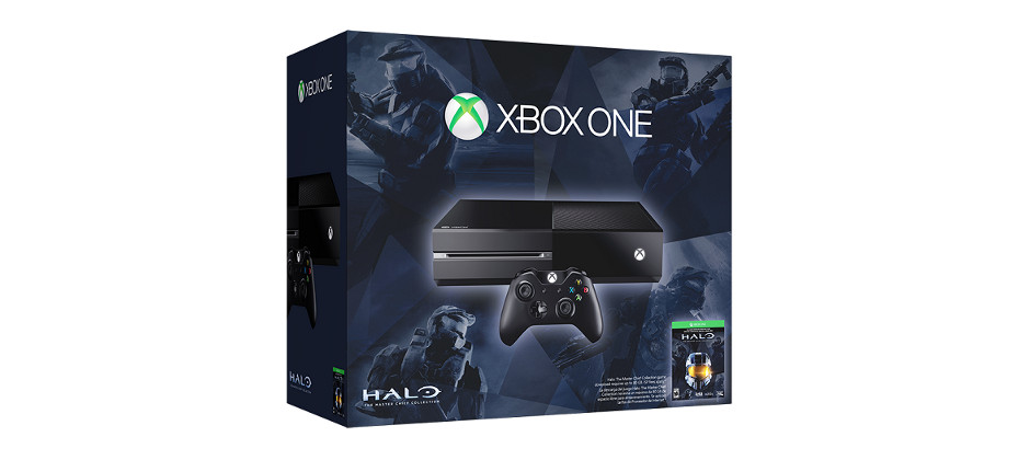 New Xbox One Bundle Includes Halo Master Chief Collection