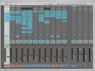 Software mixing is now extremely popular.