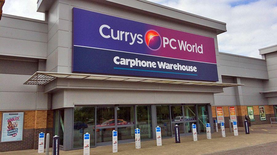 Carphone Warehouse to shut 92 stores