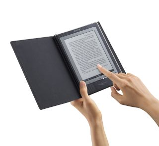 Sony supports open format for eBooks