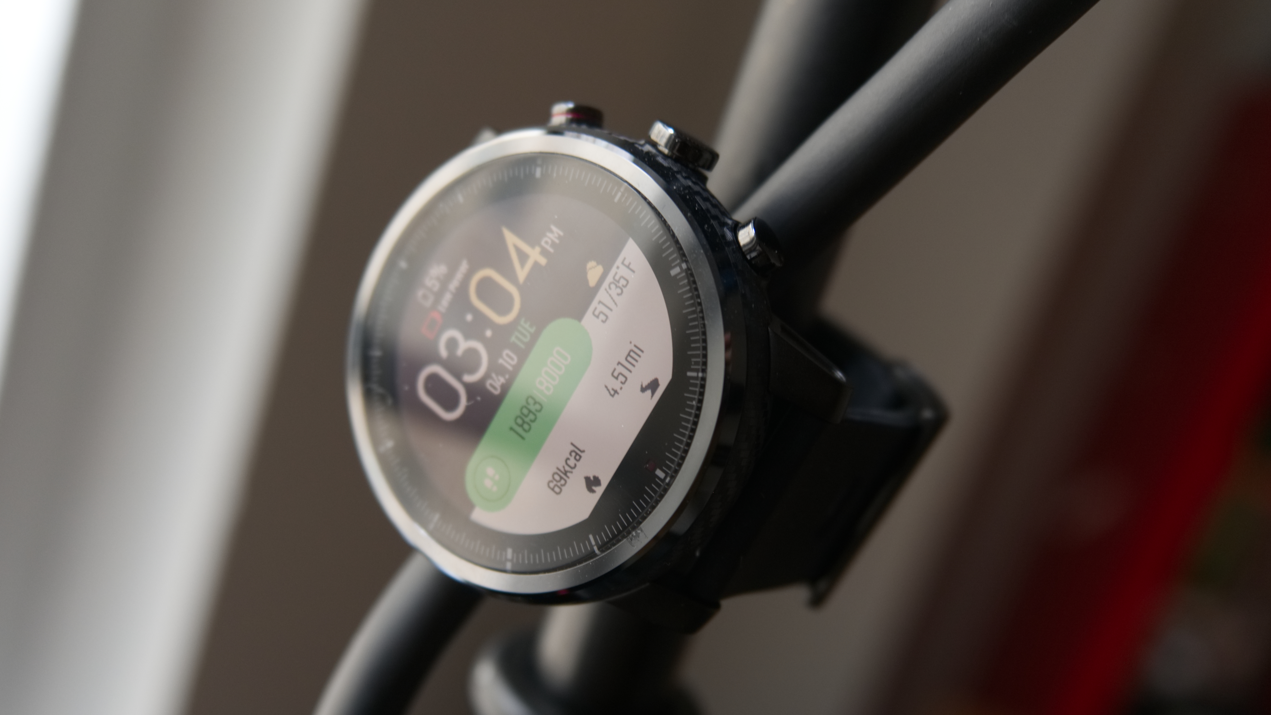 Amazfit Stratos review patibility performance and fitness