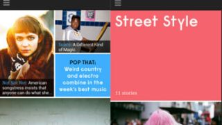 INQ launches Material: taking on Flipboard with a 'smartphone mag'