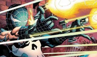 Spider Punisher Marvel