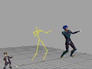 Motion capture without the ping pong balls