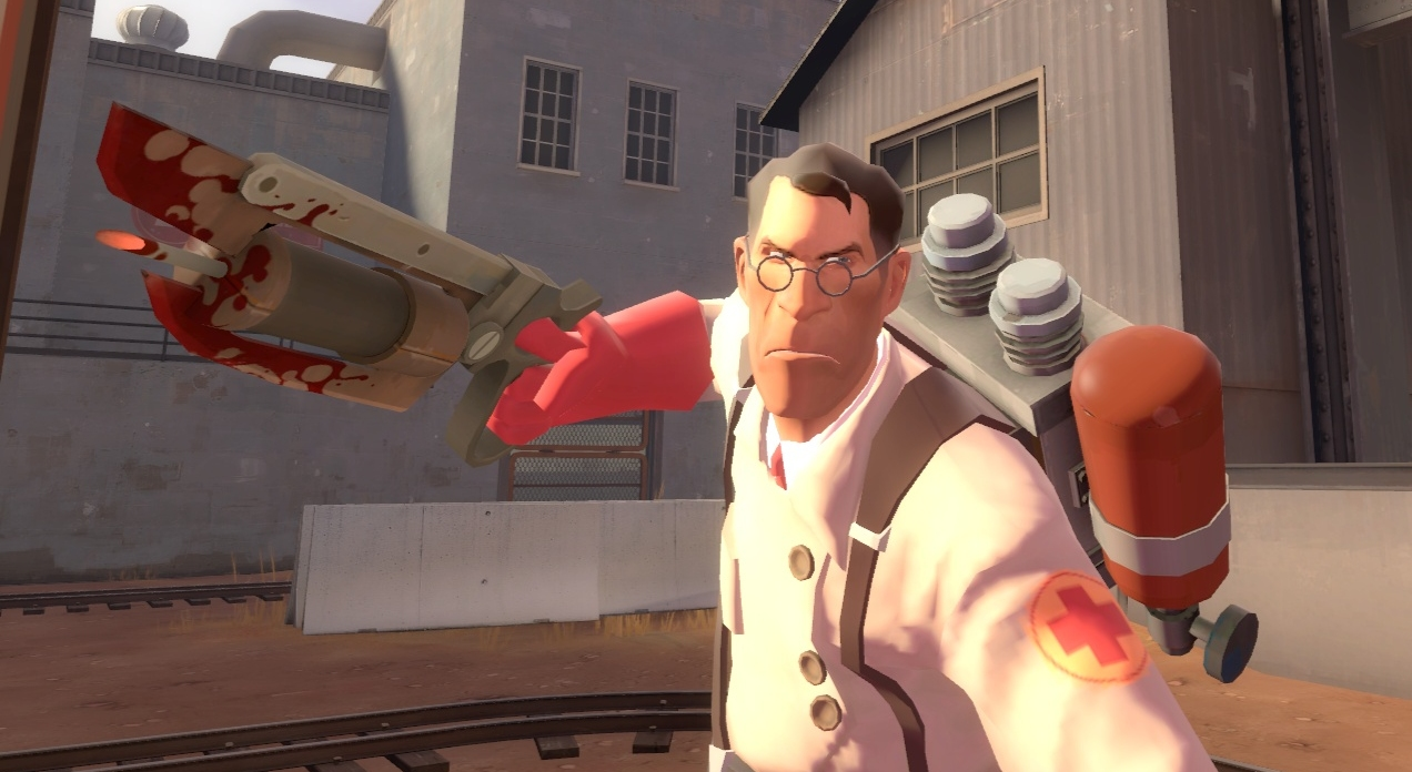 The noob's guide to Team Fortress 2, part one | PC Gamer
