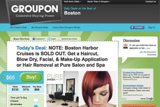 Groupon proving the daily deal bubble has burst