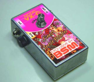 BSM's new VX-C stompbox
