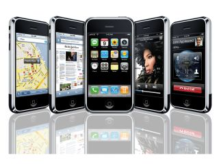 The iPhone 3GS - on sale for nearly a grand