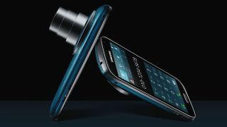Samsung Galaxy K Zoom shoots for cameraphone glory
