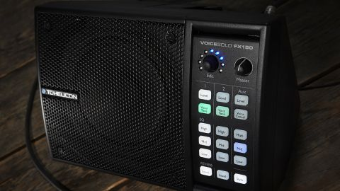 The FX150 could be just the ticket for smaller gigs...