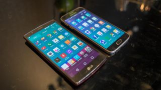 LG G4 and Galaxy S6