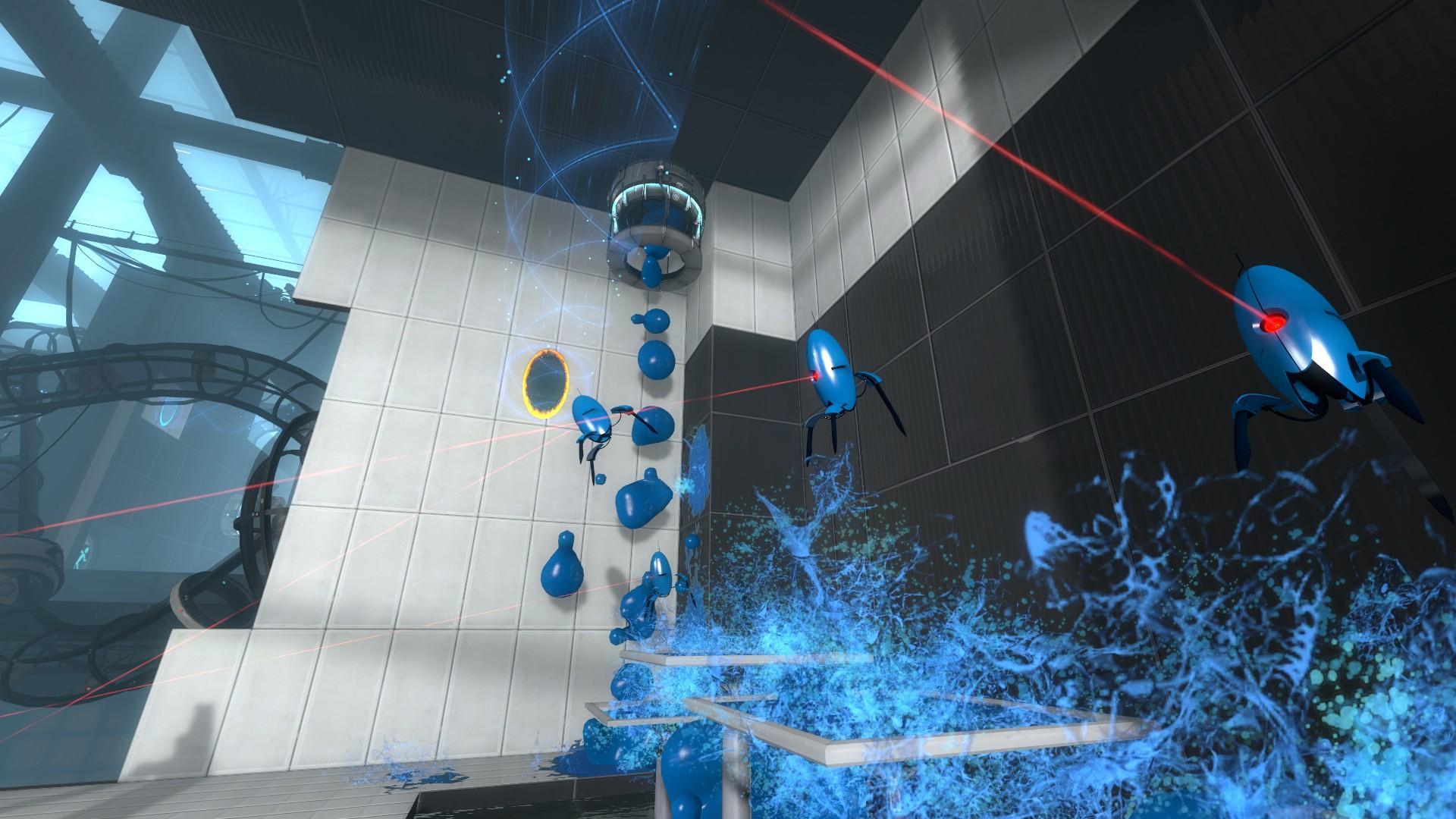 Portal 2 walkthrough and video guide: Page 6   GamesRadar+