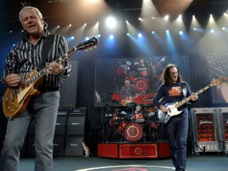 New songs Caravan and BU2B will put Rush in the limelight once again