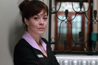 Leaving's Helen McCrory talks toyboy trouble!