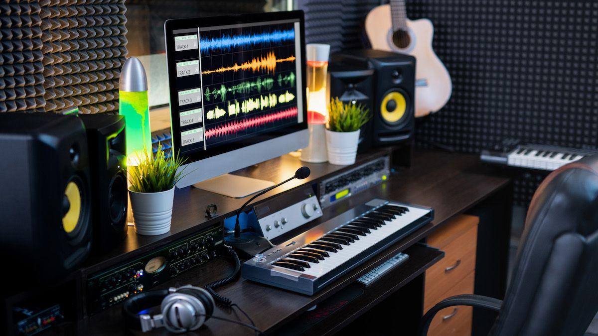 Best Studio Desks 2020 7 Options For Organising Your Recording Studio Space Musicradar
