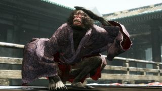 Sekiro Folding Screen Monkeys boss guide