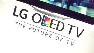 LG OLED 2014