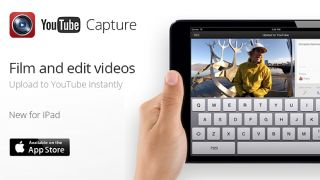 YouTube Capture for iPad