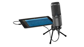 iPad musicians and podcasters rejoice - a new microphone option is available