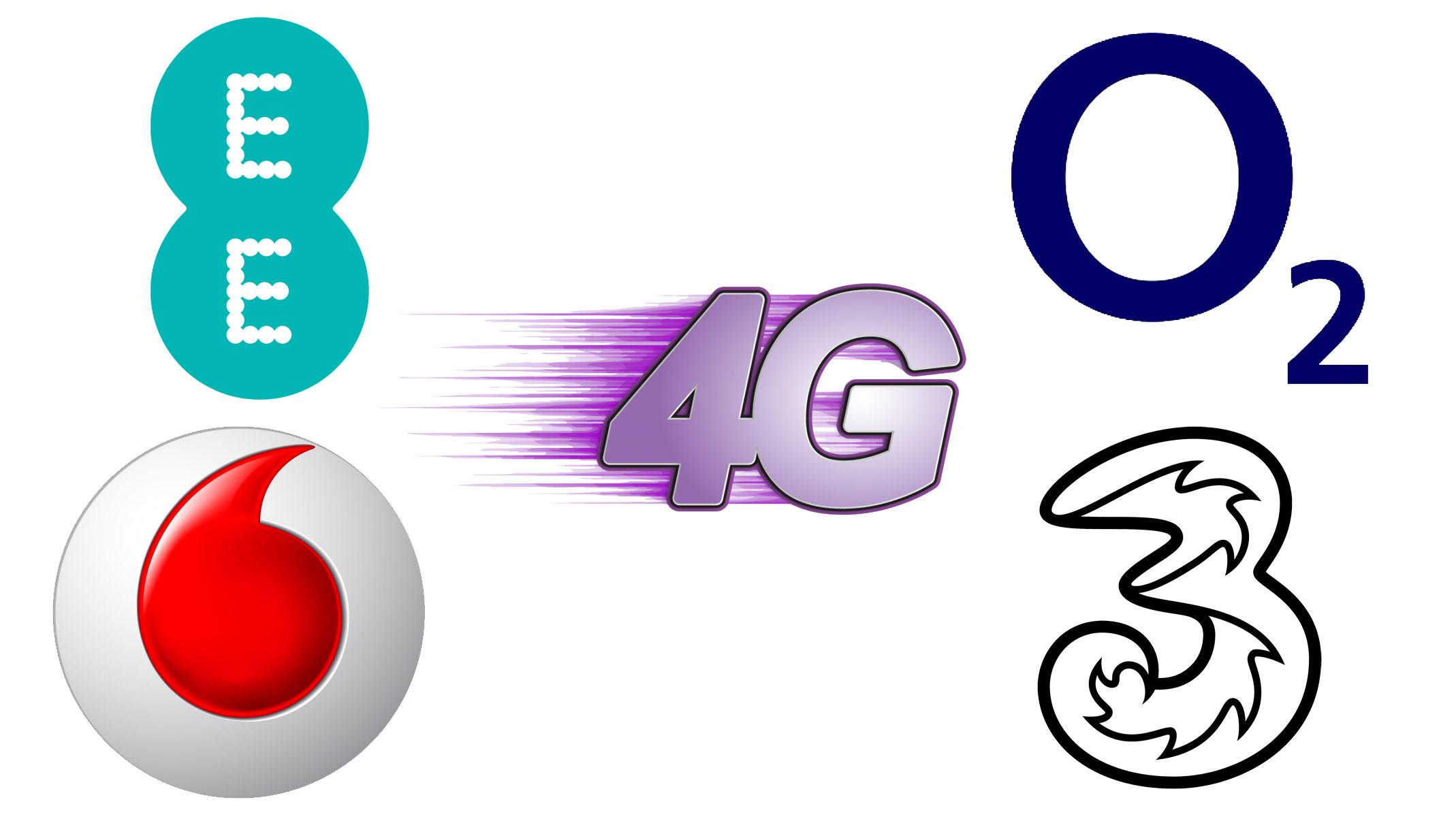 Best 4G network: EE vs O2 vs Vodafone vs Three   TechRadar