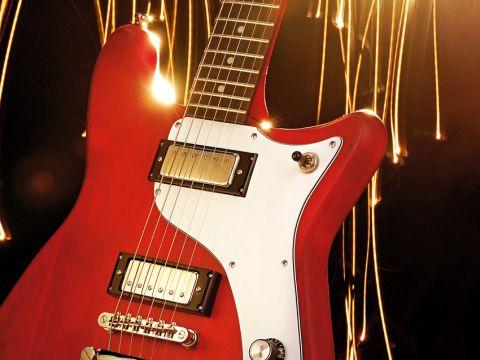 Epiphone 1966 Worn Wilshire review | MusicRadar
