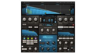 Digital reverb with analogue personality from Waves