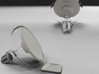 Light bulbs: always signs of a great idea