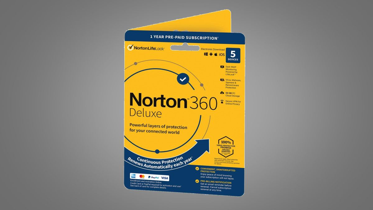 Norton 360 Deluxe: what is it and what's included?